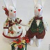 Куклы Тильда ручной работы. Ярмарка Мастеров - ручная работа Скоро Новый год!!!!. Handmade.