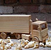 Куклы и игрушки ручной работы. Ярмарка Мастеров - ручная работа Фура. Handmade.