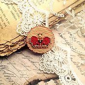 """Украшения ручной работы. Ярмарка Мастеров - ручная работа Брошь """"Корона"""". Handmade."""