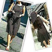 Одежда ручной работы. Ярмарка Мастеров - ручная работа Сарафан модель 41741. Handmade.