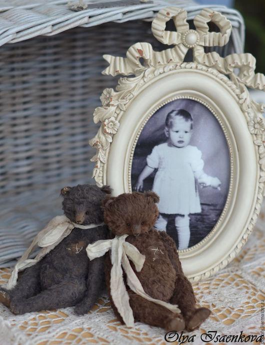 Мишки Тедди ручной работы. Ярмарка Мастеров - ручная работа. Купить Old Bear. Handmade. Мишка тедди, винтаж