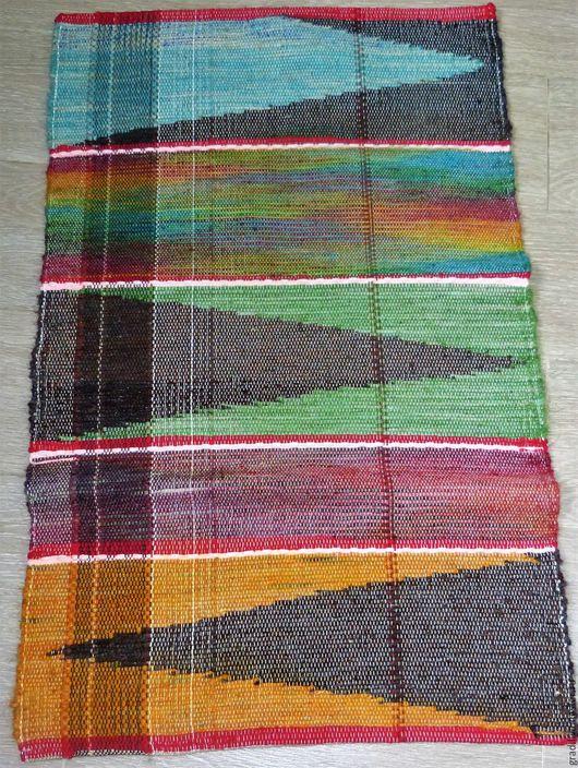 Текстиль, ковры ручной работы. Ярмарка Мастеров - ручная работа. Купить Половичок 4. Handmade. Половик, кухня