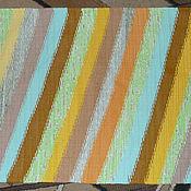 Для дома и интерьера ручной работы. Ярмарка Мастеров - ручная работа половичок для баньки. Handmade.