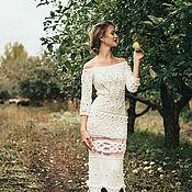 """Одежда ручной работы. Ярмарка Мастеров - ручная работа Платье """"Полли"""". Handmade."""