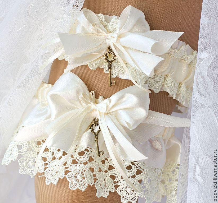 Buy Garter For The Bride Wedding Vintage
