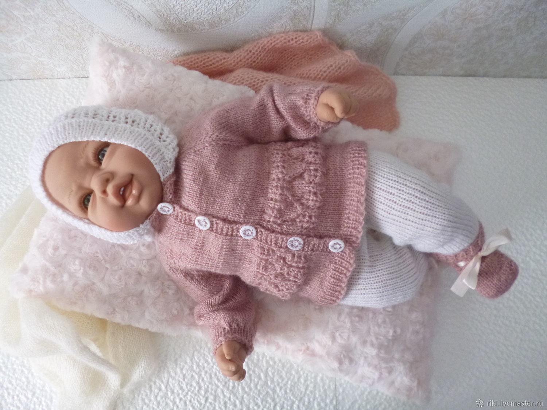 Комплекты одежды для куклы-пупса 47-50 см (мяг тело, Одежда для кукол, Тула,  Фото №1