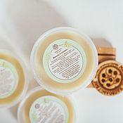 Косметика ручной работы handmade. Livemaster - original item Cream solid oil for body skin Soft food and care. Handmade.