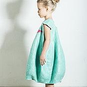Работы для детей, handmade. Livemaster - original item Mint dress balloon
