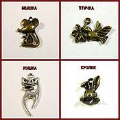 Материалы для творчества handmade. Livemaster - original item Pendant for jewelry, bracelet, pendant. pc. Handmade.