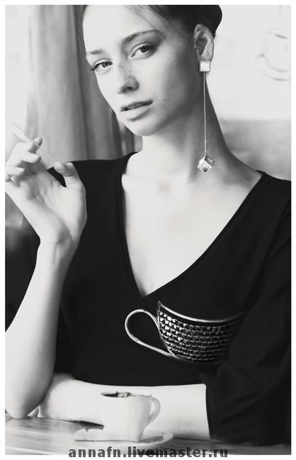 Фотограф: Юлия Никонова Модель: Ксения Титова Автор: Фомочкина Анна
