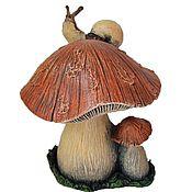 Для дома и интерьера ручной работы. Ярмарка Мастеров - ручная работа Фигура грибочек.. Handmade.