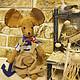 Игрушки животные, ручной работы. Ярмарка Мастеров - ручная работа. Купить мышонок моряк. Handmade. Мышь, мышка, голубой цвет