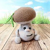 Куклы и игрушки handmade. Livemaster - original item Fungus. Handmade.