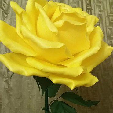 Для дома и интерьера ручной работы. Ярмарка Мастеров - ручная работа Элементы интерьера: Торшер -роза. Handmade.