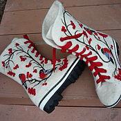 Обувь ручной работы handmade. Livemaster - original item Boots-boots of the