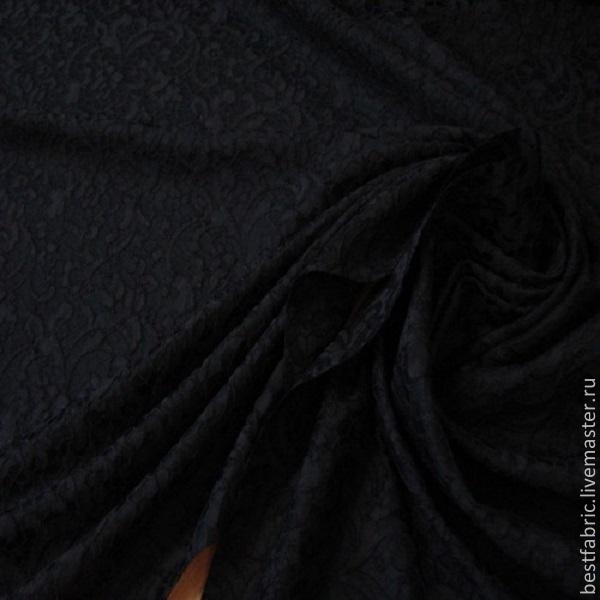 Ткань имитация кружева