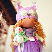 Куклы и игрушки ручной работы. Ярмарка Мастеров - ручная работа Рыжулька. Handmade.