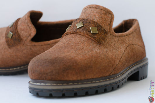 Туфли ` Terracotta`