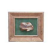 Картины и панно handmade. Livemaster - original item Petrified wood. Painting