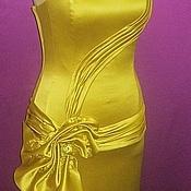 Одежда ручной работы. Ярмарка Мастеров - ручная работа Вечернее платье на заказ. Handmade.