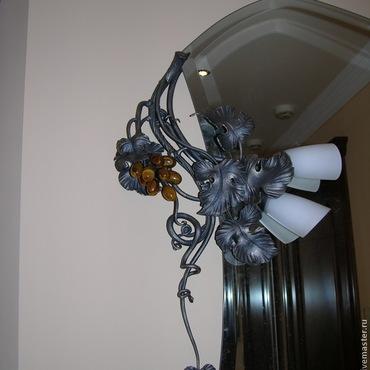 """Для дома и интерьера ручной работы. Ярмарка Мастеров - ручная работа Зеркало... """" Отражение истины""""...... Handmade."""