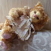 Куклы и игрушки ручной работы. Ярмарка Мастеров - ручная работа Киска-Малышка. Handmade.