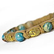 Украшения handmade. Livemaster - original item Shamballa bracelet varistsita