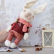 Куклы и игрушки handmade. Livemaster - original item Rabbit Carrots. Soft toy. Handmade.
