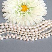 """Bead bracelet handmade. Livemaster - original item Браслет """"Блистая драгоценной чистотой."""". Handmade."""