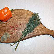 Для дома и интерьера ручной работы. Ярмарка Мастеров - ручная работа доска разделочная. Handmade.