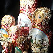 Матрешка Москва  16й век