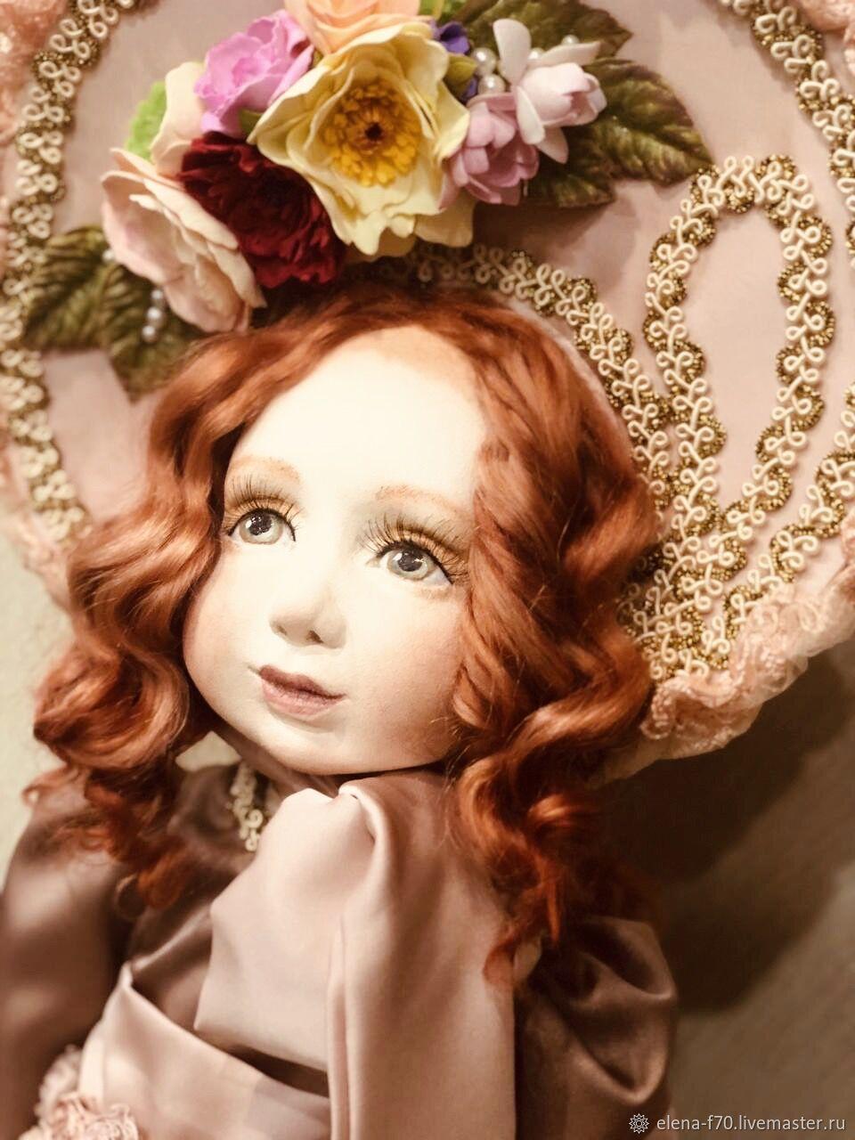 Авторская кукла София, Будуарная кукла, Краснослободск,  Фото №1