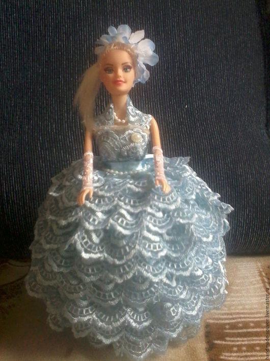 Подарочные наборы ручной работы. Ярмарка Мастеров - ручная работа. Купить Кукла-шкатулка. Handmade. Бирюзовый, шкатулка ручной работы