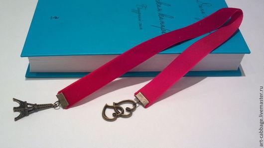 """Закладки для книг ручной работы. Ярмарка Мастеров - ручная работа. Купить Закладка для книг """"Париж , любовь...."""". Handmade."""
