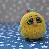 Куклы и игрушки ручной работы. Ярмарка Мастеров - ручная работа petit oiseau. Handmade.