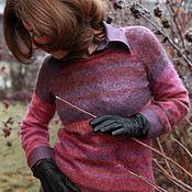"""Одежда ручной работы. Ярмарка Мастеров - ручная работа Джемпер """"Berries"""". Handmade."""