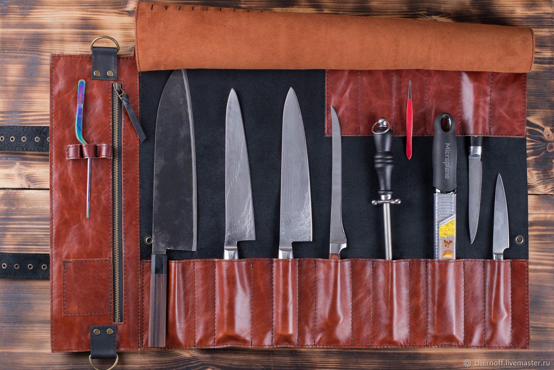 Twisting for 7 knives, Classic Bag, Kirov,  Фото №1