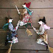 Куклы и игрушки ручной работы. Ярмарка Мастеров - ручная работа Ведьмочки. Handmade.