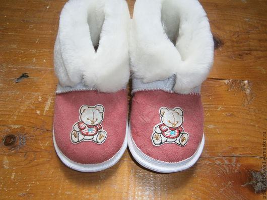 Обувь ручной работы. Ярмарка Мастеров - ручная работа. Купить детские чуни. Handmade. Чуни, детское, домашняя обувь, тапочки