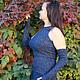 Платье коктейльное `Рубин`