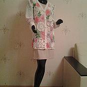 Одежда ручной работы. Ярмарка Мастеров - ручная работа Жакет Лето. Handmade.