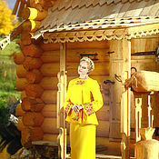 """Одежда ручной работы. Ярмарка Мастеров - ручная работа Юбка """"жостово"""" с вышивкой!. от кутюр. Handmade."""