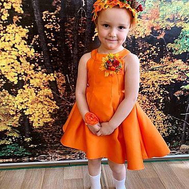 Одежда ручной работы. Ярмарка Мастеров - ручная работа Осенние украшения: Ободок осень, брошь с ягодками. Handmade.