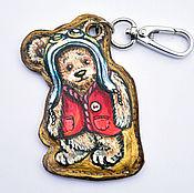 Аксессуары handmade. Livemaster - original item Keychain on the bag
