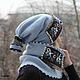 Комплекты аксессуаров ручной работы. Заказать Зима, зима, зима......(шапка+снуд). Лена Статкевич. Ярмарка Мастеров. Снуд