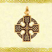 Украшения ручной работы. Ярмарка Мастеров - ручная работа Кельтсткий крест равносторонний. Handmade.