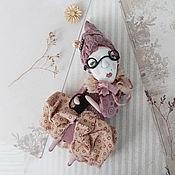 Куклы и игрушки handmade. Livemaster - original item Madame Lulu. Handmade.