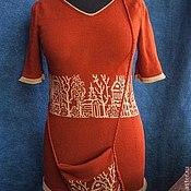 Одежда ручной работы. Ярмарка Мастеров - ручная работа не такая, как все. Handmade.