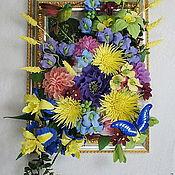 Картины ручной работы. Ярмарка Мастеров - ручная работа Райский сад. Handmade.