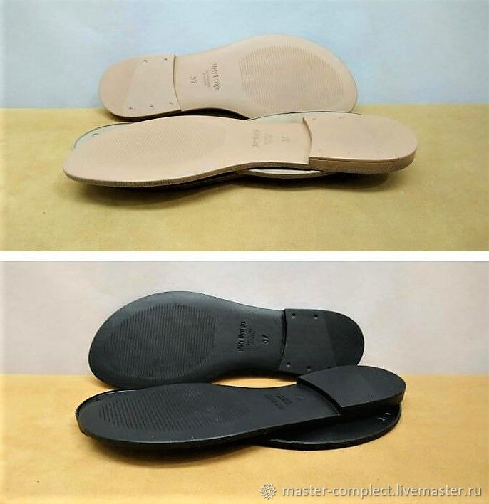 Sole for women's shoes article C112, Soles, Moscow,  Фото №1